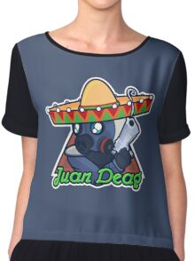 Juan Deag - Counter-Terrorist Chiffon Top