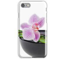 Orchid Zen iPhone Case/Skin