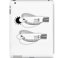 Sleeping birds iPad Case/Skin
