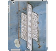 Fordson Power Major iPad Case/Skin