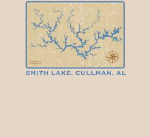Smith Lake - Cullman, AL Unisex T-Shirt