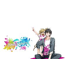 Barakamon by Griffin Laking