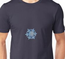 Snowflake photo - Sunflower Unisex T-Shirt