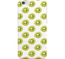 A Green Kiwi Pattern iPhone Case/Skin