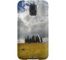 Cypresses of Toscany Samsung Galaxy Case/Skin