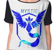 Team Mystic Galaxy Chiffon Top