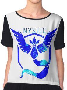 Team Mystic Galaxy Chiffon Top