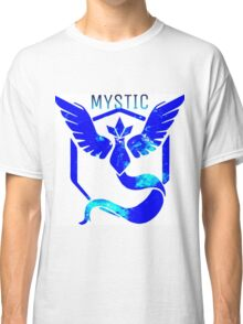 Team Mystic Galaxy Classic T-Shirt