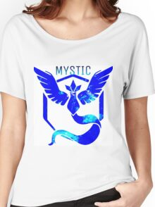 Team Mystic Galaxy Women's Relaxed Fit T-Shirt