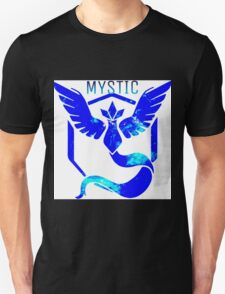 Team Mystic Galaxy Unisex T-Shirt