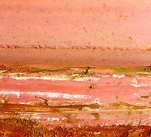 Under The Desert sky by Kathie Nichols