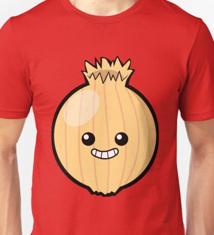Ogres Have Layers. Onions Have Layers. Unisex T-Shirt