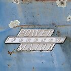 Fordson Power Major by Linda Lees