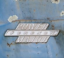 Fordson Power Major by Linda Lees