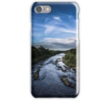 Blue Sky Blue Water iPhone Case/Skin