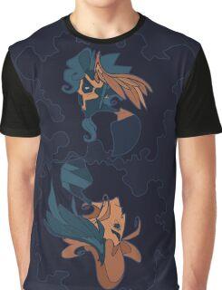 Hypnos & Thanatos & Hypnos Graphic T-Shirt