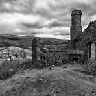 Rosedale Abbey Mining by Geoff Carpenter