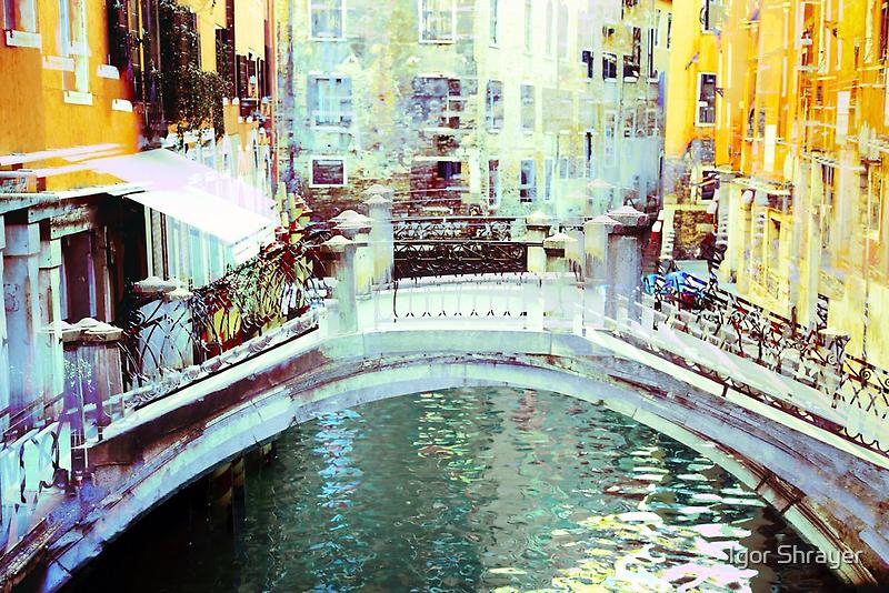 All About Italy. Venice 22 by Igor Shrayer