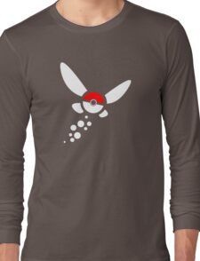 PokeNavi, Zelda/Pokemon Long Sleeve T-Shirt