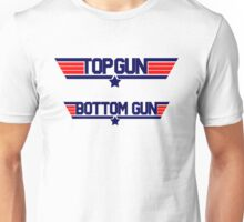 top gun bottom gun T-Shirt