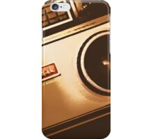 Instamatic Camera Zoom iPhone Case/Skin