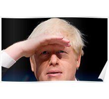 Boris Johnson Poster