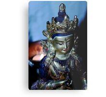 Dharma Light. Metal Print