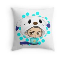 Zayn Oshawott Throw Pillow