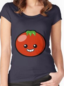 Rotten Tomato Women's Fitted Scoop T-Shirt