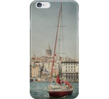 Bosphorus Boat iPhone Case/Skin