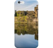Caerphilly Castle iPhone Case/Skin