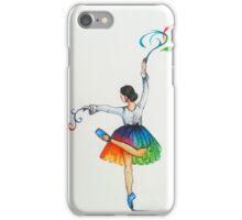 Ballet Dancer iPhone Case/Skin
