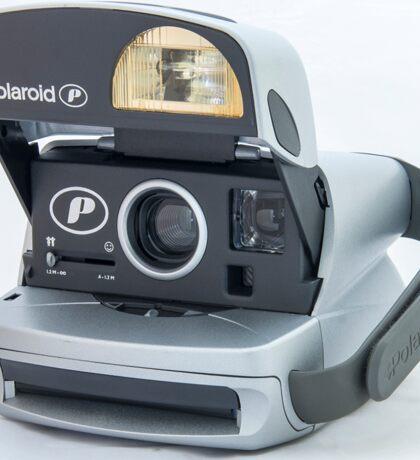 Impossible Project Polaroid 600 Instant Film Camera Retro 1990's Hip Sticker