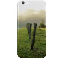 A Foggy Dream iPhone Case/Skin