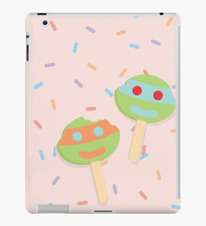 ice cream and sprinkles iPad Case/Skin