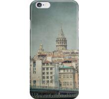 Galata Tower iPhone Case/Skin