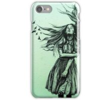 Becoming One with Nature iPhone Case/Skin