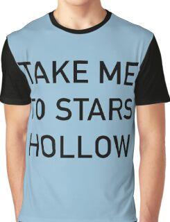 Stars Hollow Graphic T-Shirt