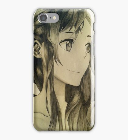 Asuna- sword art online iPhone Case/Skin