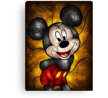 Mouse of the House Canvas Print