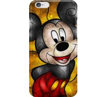 Mouse of the House iPhone Case/Skin