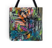 Psychedelic Potpourri - Kerry Beazley Tote Bag