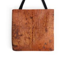 Red vintage paper background Tote Bag