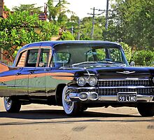 '59 Cadillac Fleetwood Limo by Andrew Felton