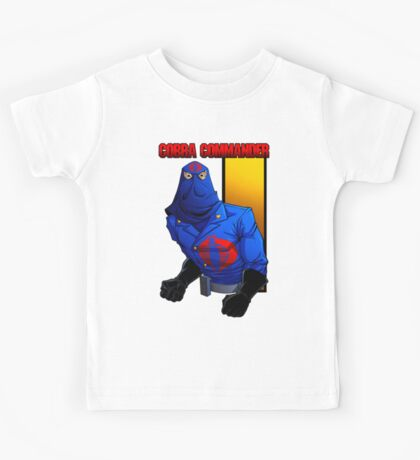 Cobra Commander Kids Tee