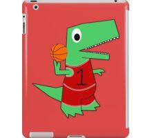 Dinosaur Baller iPad Case/Skin