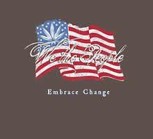 We the People Cannabis Flag Unisex T-Shirt