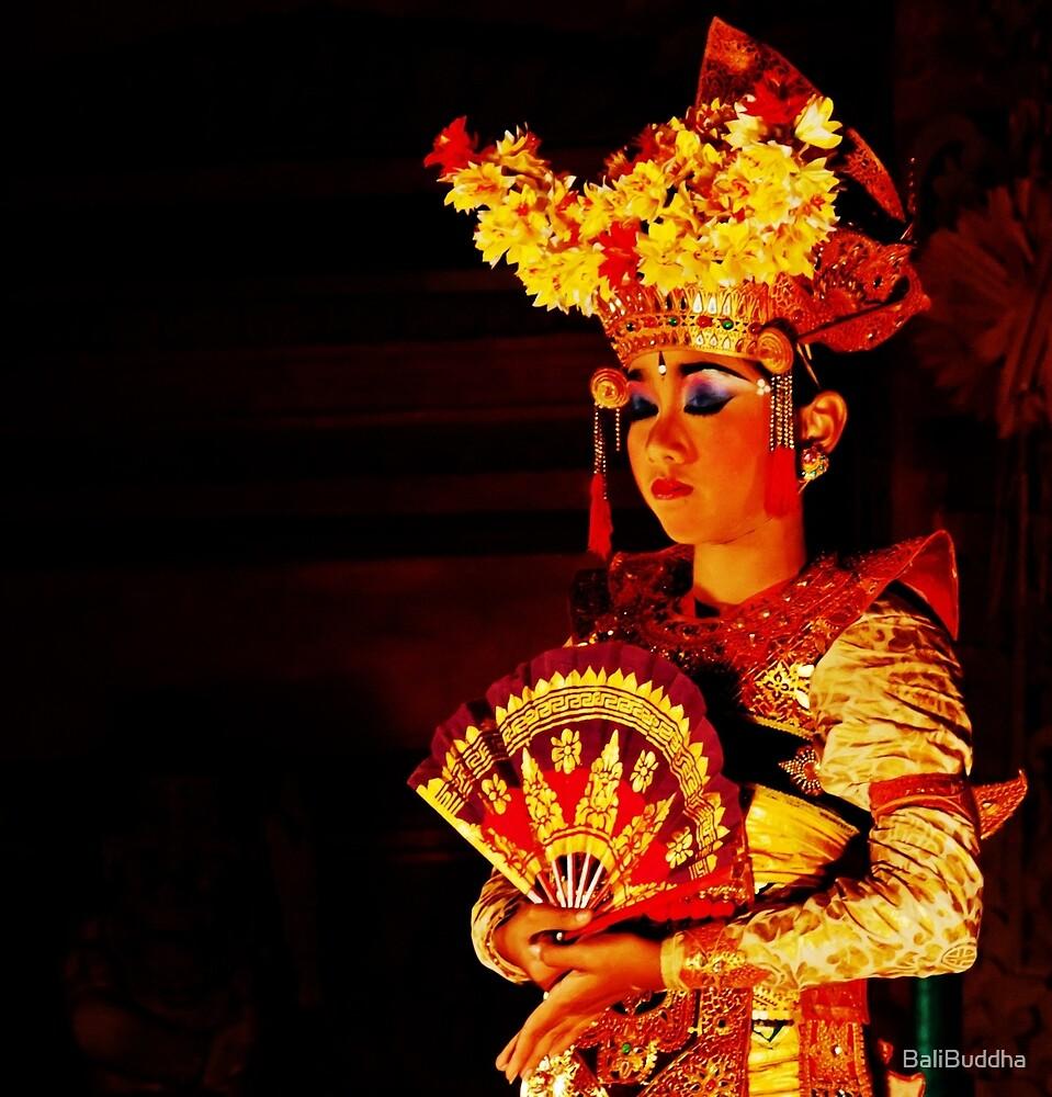 The Tiny Dancer by BaliBuddha