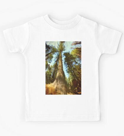 Sequoia tree Kids Tee