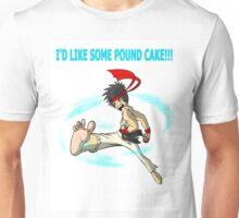 Street Fighter cake Unisex T-Shirt